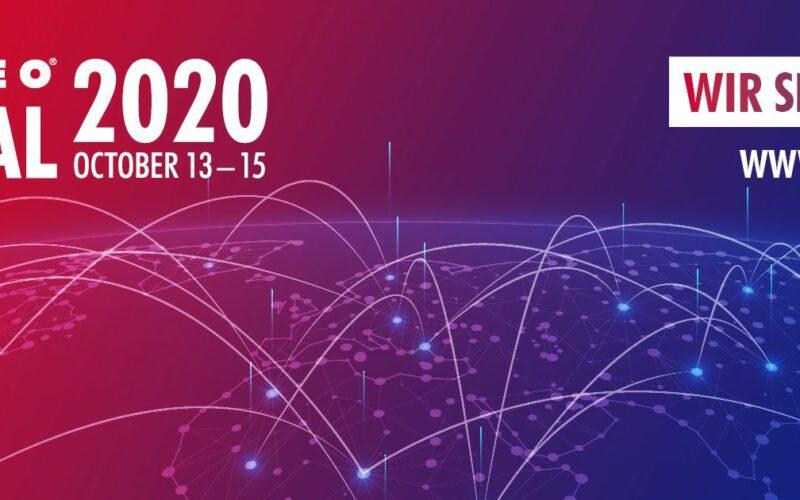 INTERGEO Digital 2020 Wir Sind Dabei! Welt Globus Vernetzung Internet