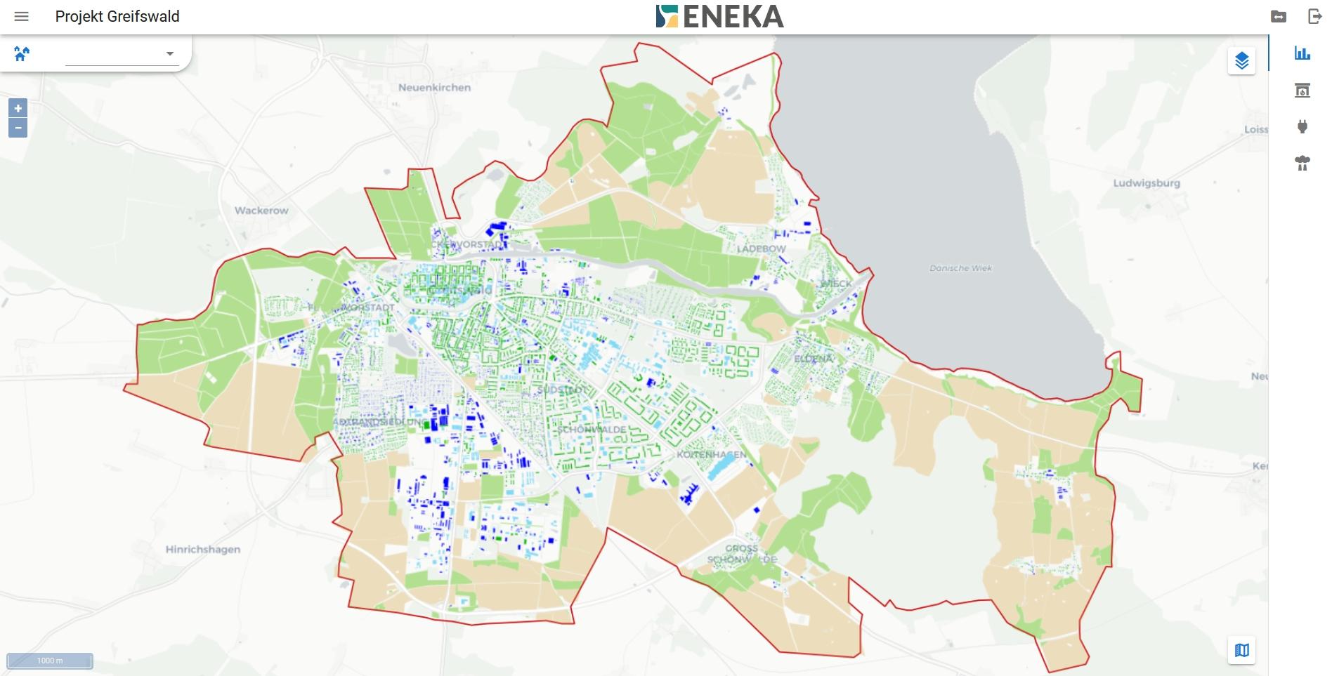 Greifswald Karte Energie